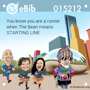You know you are a runner