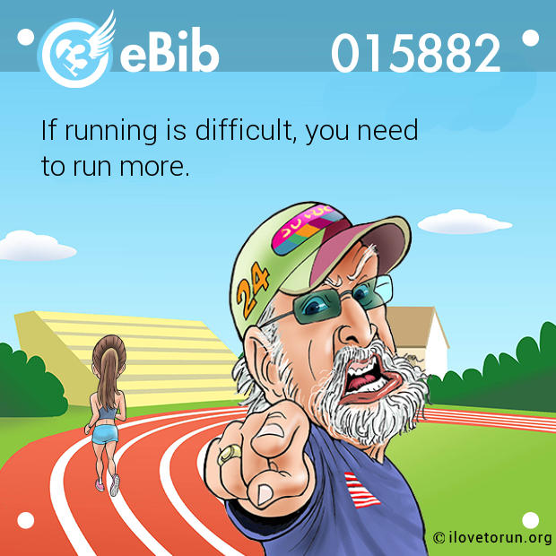 If running is difficult, you n...
