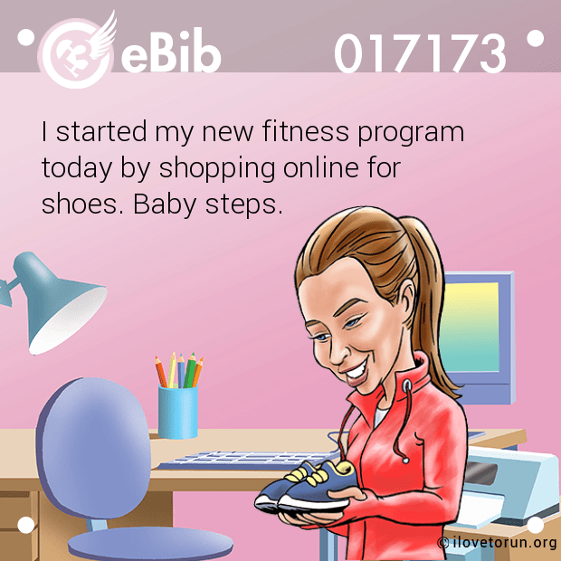I started my new fitness progr...