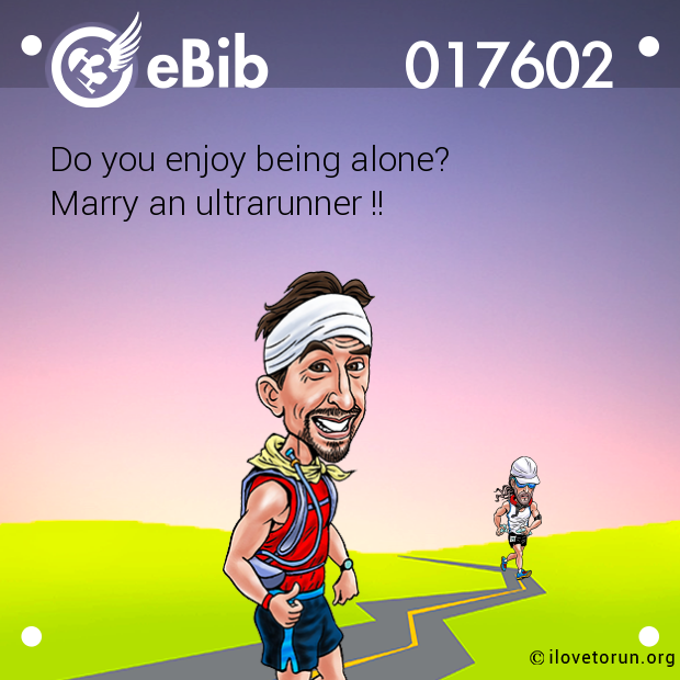 Do you enjoy being alone? 
