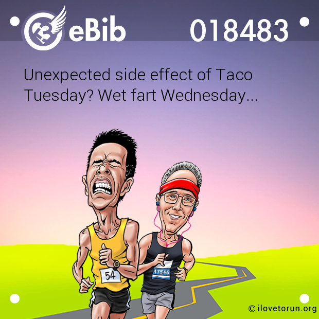 Unexpected side effect of Taco...