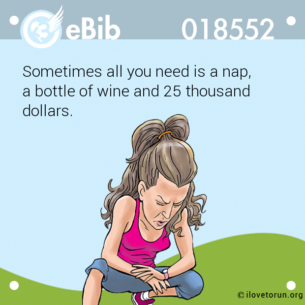 Sometimes all you need is a nap,