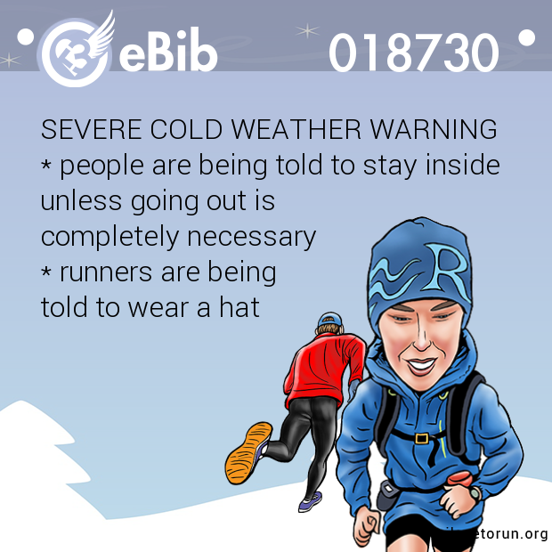 SEVERE COLD WEATHER WARNING...
