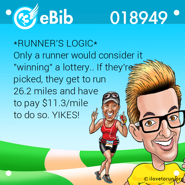 *RUNNER'S LOGIC*