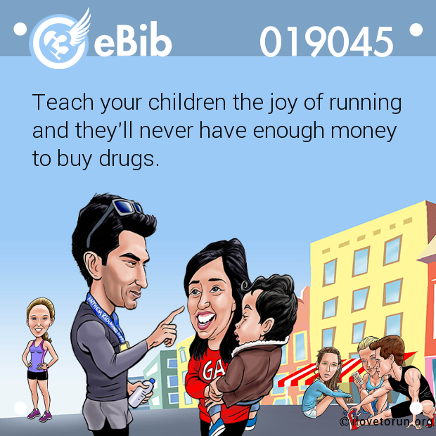Teach your children the joy of...