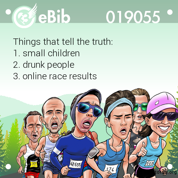 Things that tell the truth: 