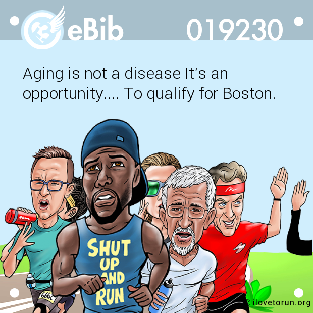 Aging is not a disease It's an...
