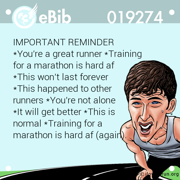 IMPORTANT REMINDER