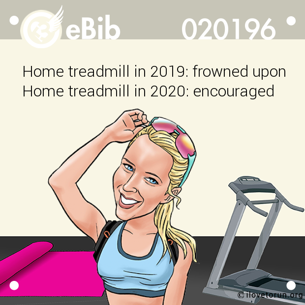 Home treadmill in 2019: frowned upon