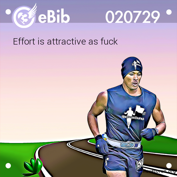 Effort is attractive as fuck