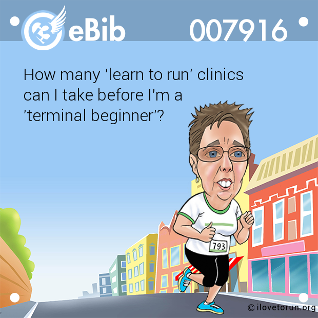 How many 'learn to run' clinics