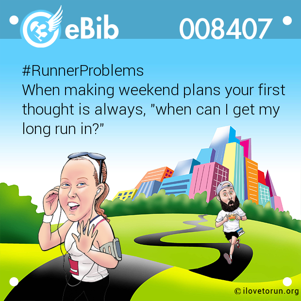 #RunnerProblems 