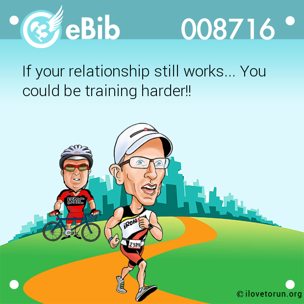 If your relationship still works... You