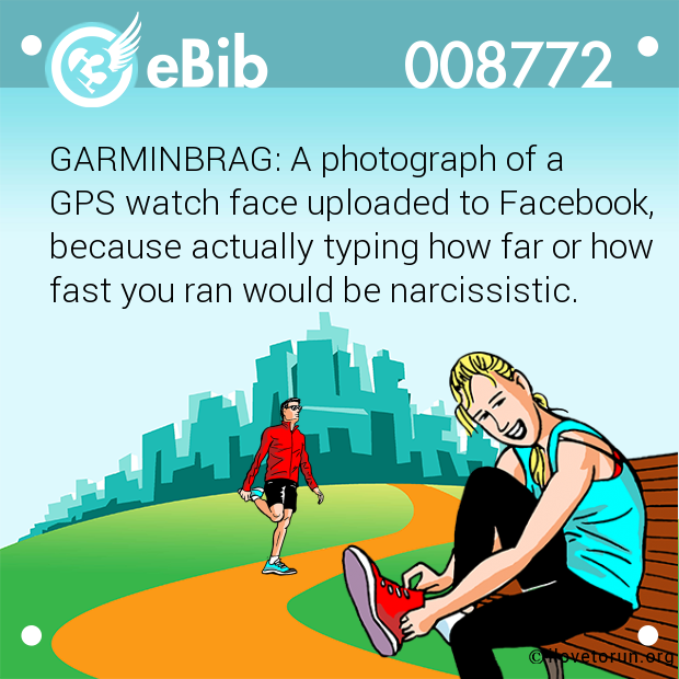 GARMINBRAG: A photograph of a 