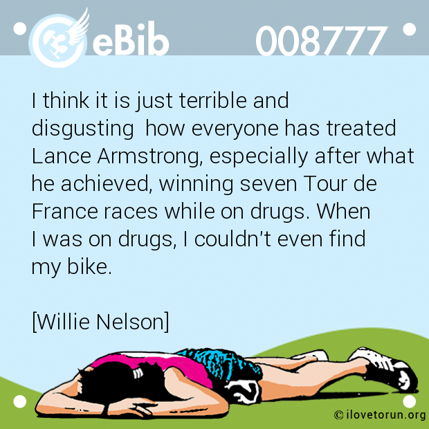 I think it is just terrible and