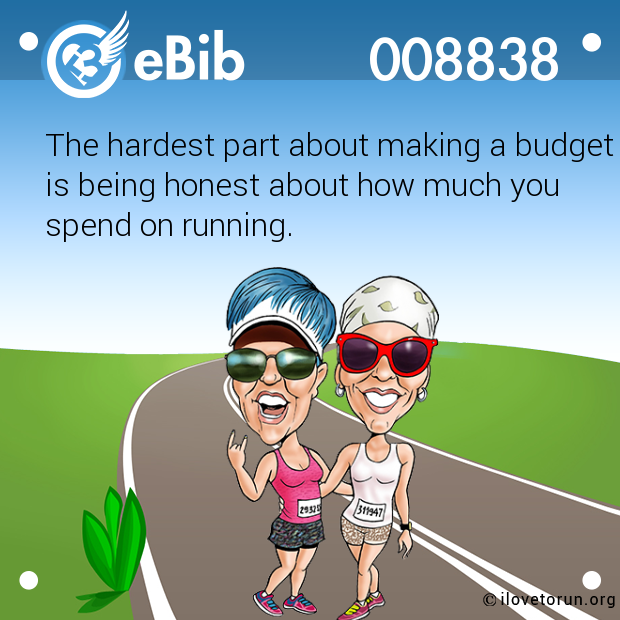 The hardest part about making a budget 