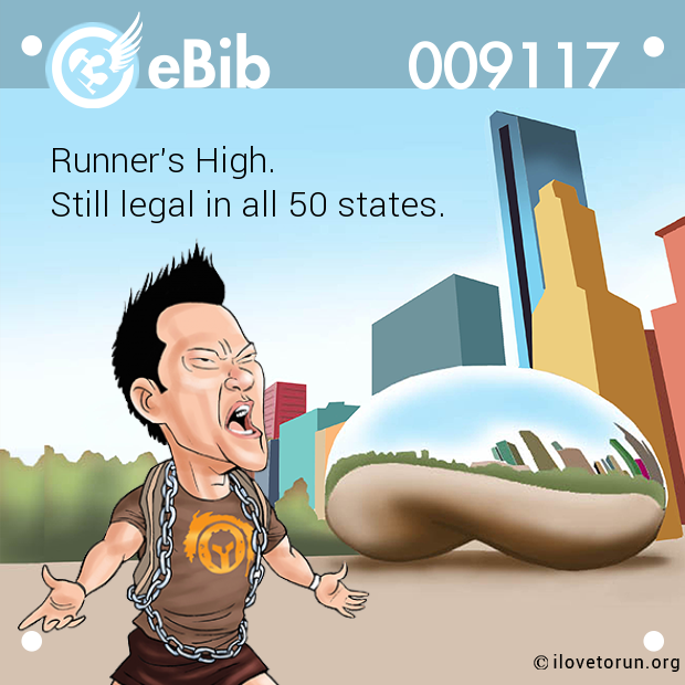 Runner's High. 