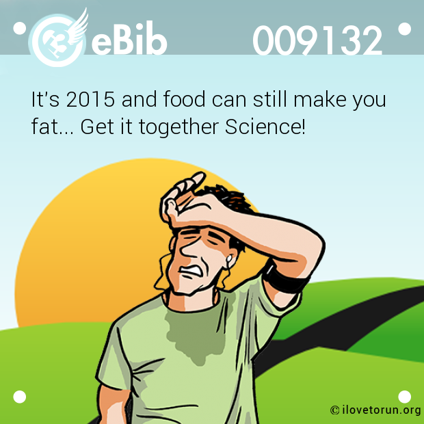 It's 2015 and food can still make you 