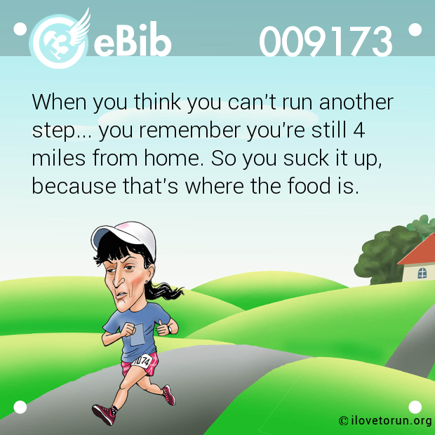 When you think you can't run another