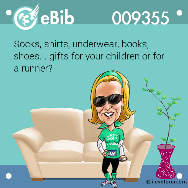 Socks, shirts, underwear, books,