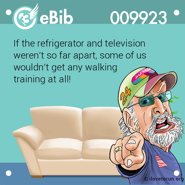 If the refrigerator and television