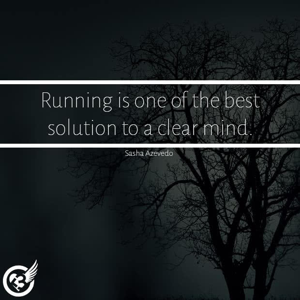 Running is NOT just for those...