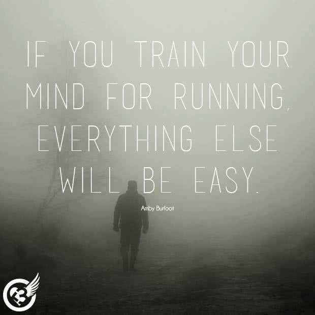Running is a road to self-awar...