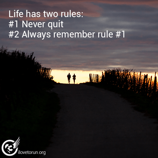 Two rules.