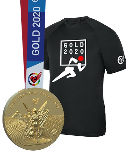 TOKYO GOLD 2021 package