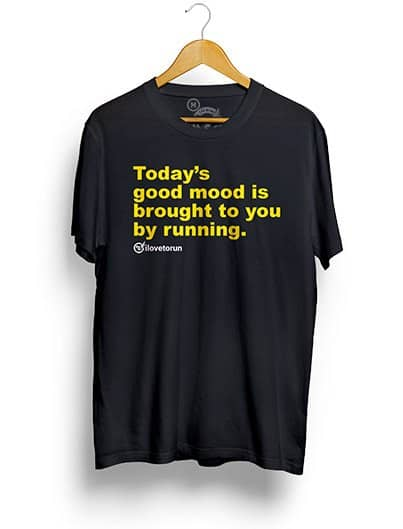 TODAY'S GOOD MOOD unisex dri-fit