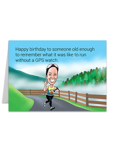 Old Enough - Greeting Card